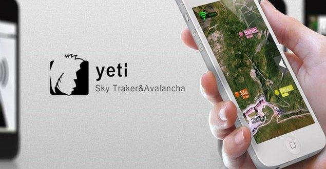 La aplicación Yeti, un Yelp personalizado