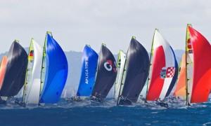 Telefonica patrocina el Campeonato Mundial de Vela Santander 2014
