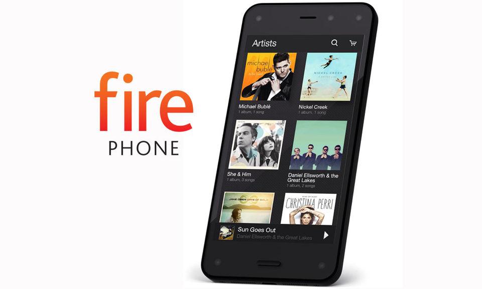 Fire Phone a solo 99 centavos en Estados Unidos