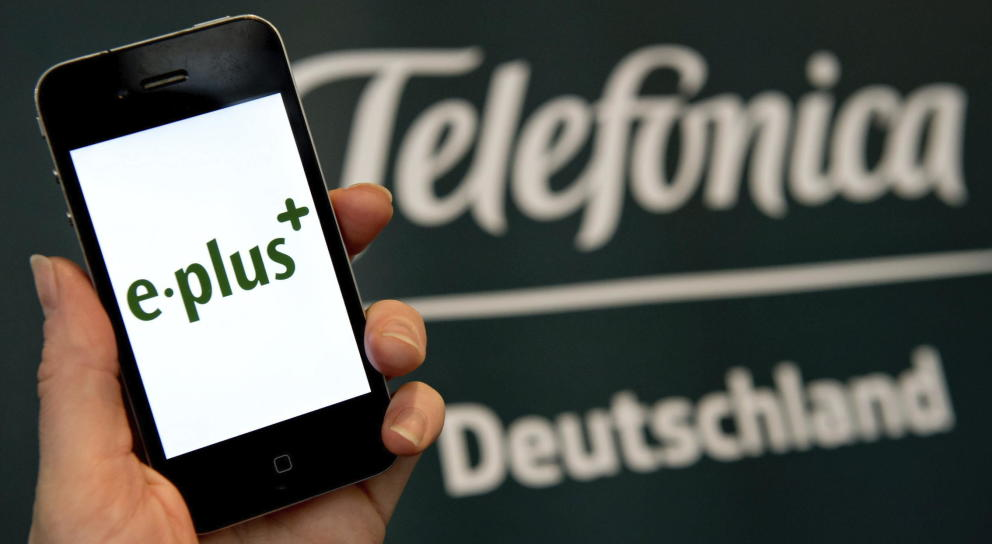 Telefonica compra EPlus