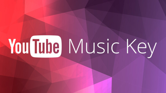 YouTube Music Key y Google Play Music