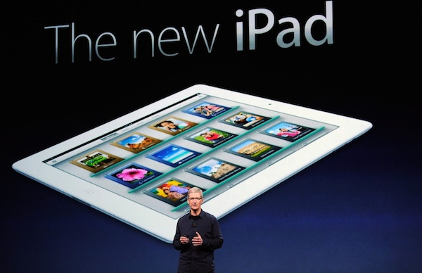 Nuevo iPad de 12.9 pulgadas