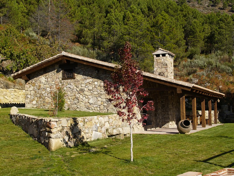 Casas Rurales Grajera