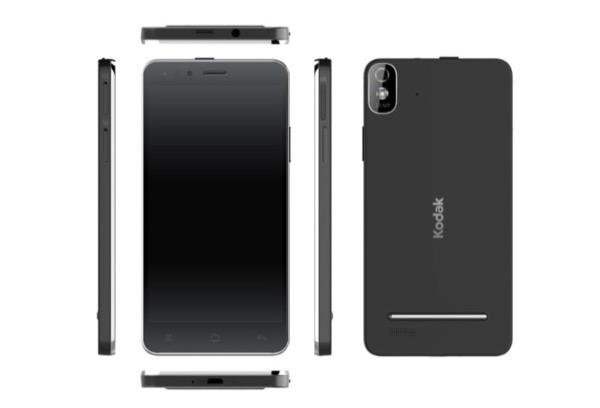 IM5, el smartphone de Kodak
