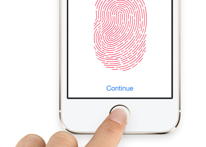 Touch ID de Apple