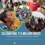 Telefónica recibe un premio por la difusión de la campaña 'My World'