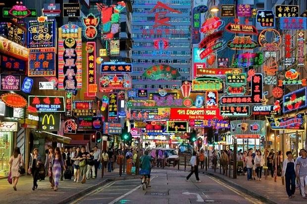 Twitter en Hong Kong