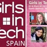 """""""Girls in Tech"""", proyecto para la integración laboral de la mujer"""