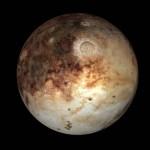 Primeras imágenes de Plutón a través de la sonda New Horizonts