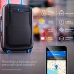 'Bluesmart', la primera maleta inteligente
