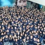Telefónica contó con 28.000 empleados voluntarios el año pasado