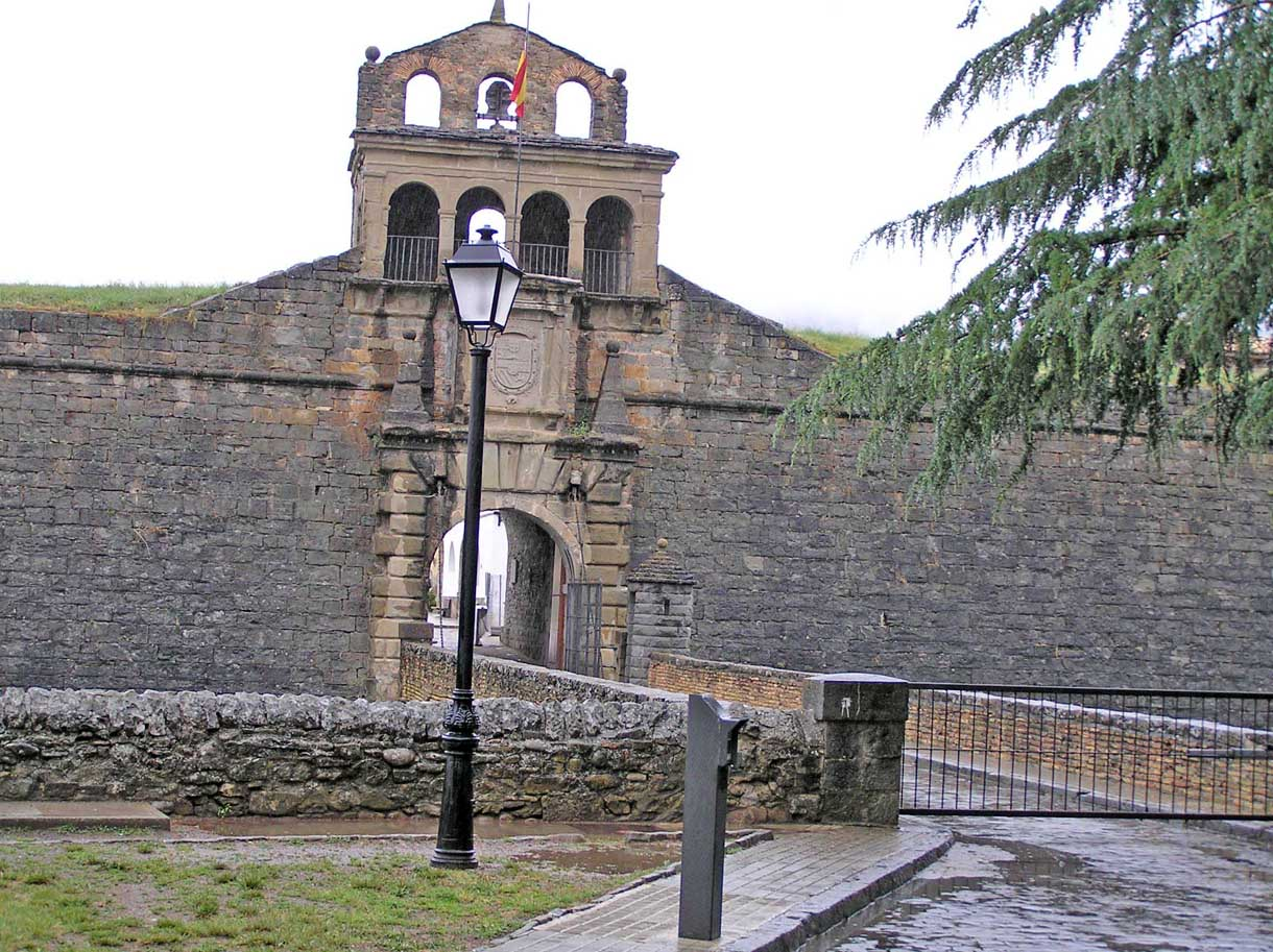 Castillo de San Pedro de Jaca