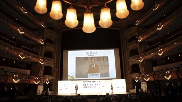 Premios Internacionales de Periodismo