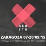 Hotel barato en Zaragoza para disfrutar del arte urbano del X Asalto