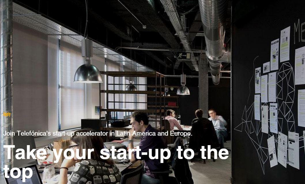 Wayra (Telefónica), primera inversora de startups de Europa