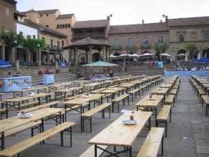 Restaurante alemán en Madrid organiza fiestas Oktoberfest todo el año