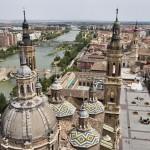 Hoteles baratos en Zaragoza llenos al 90% durante el primer fin de semana del Pilar