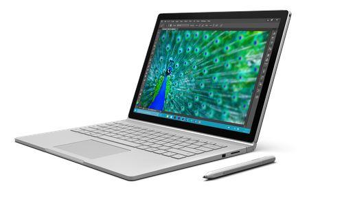 Microsoft lanza Surface Book, la 'tablet' que se convierte en portátil