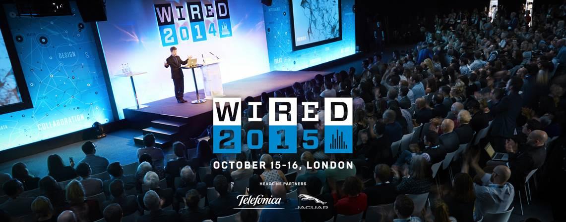 Telefónica Open Future_, presente en Wired 2015 con 3 startups