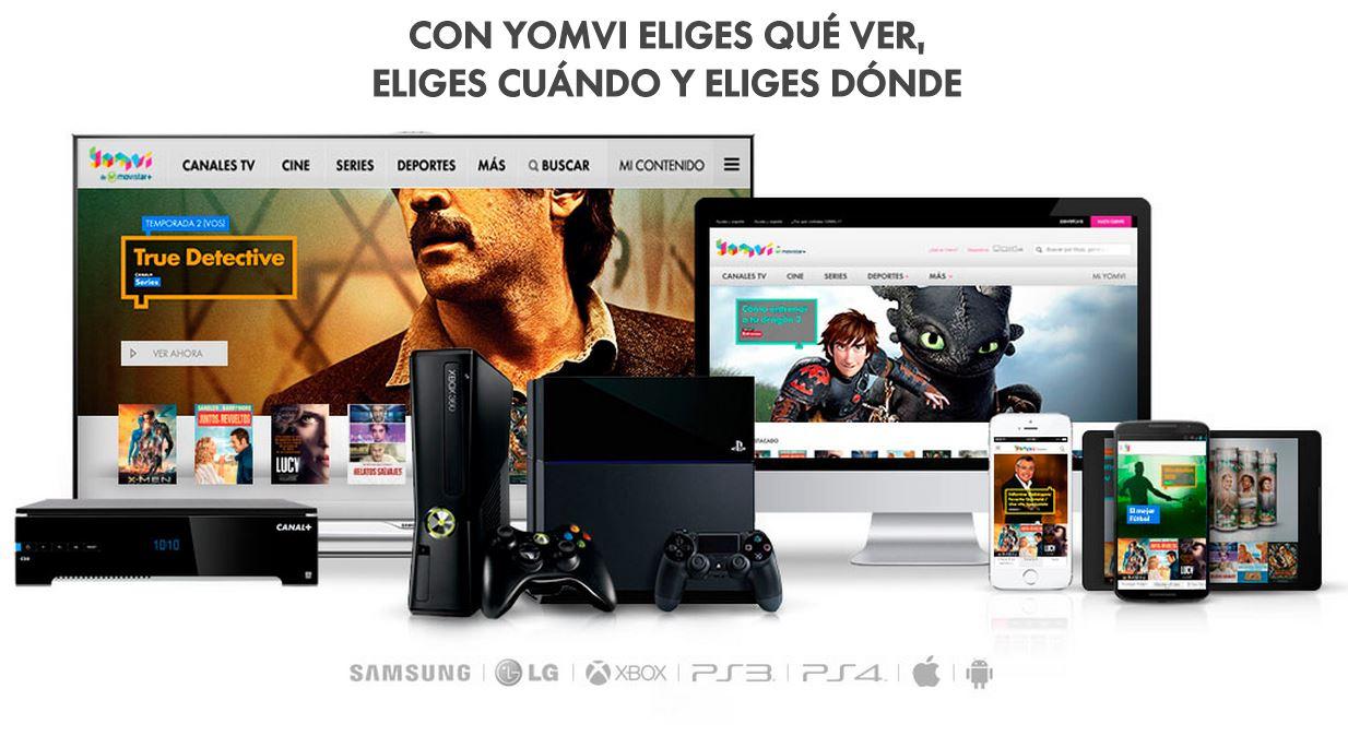 YOMVI (Movistar+) supera el millón de usuarios