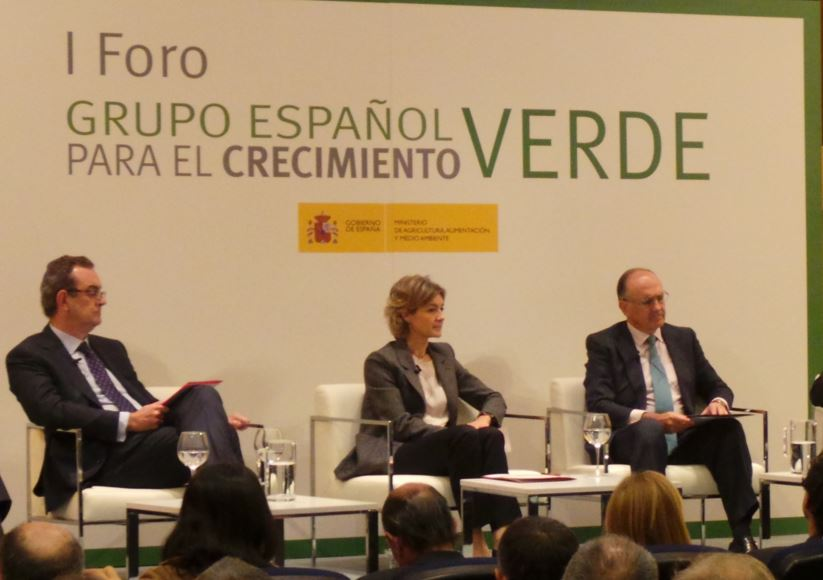 El Grupo Español de Crecimiento Verde apuesta por la sostenibilidad como activador económico
