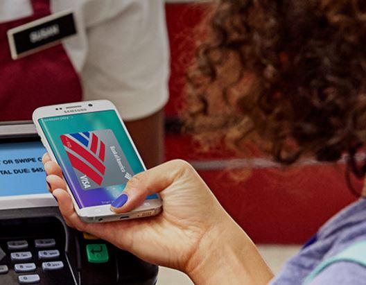 El servicio de pagos móviles, Samsung Pay, llegará a España en 2016