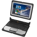 Panasonic Toughbook CF-20, un potente PC convertible en tablet