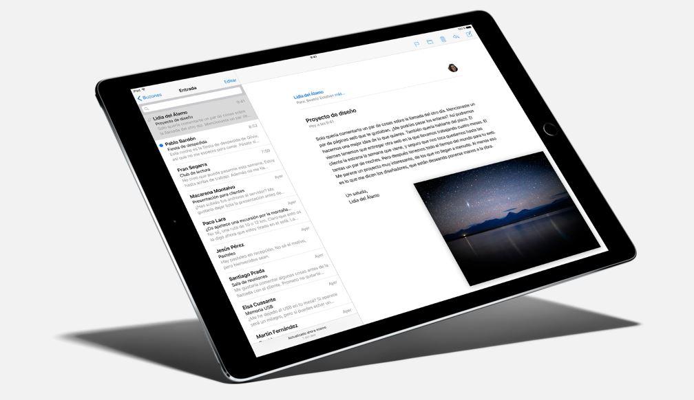 El nuevo iPad Pro de Apple, a la venta este viernes