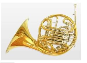 Trompas- Instrumentos musicales