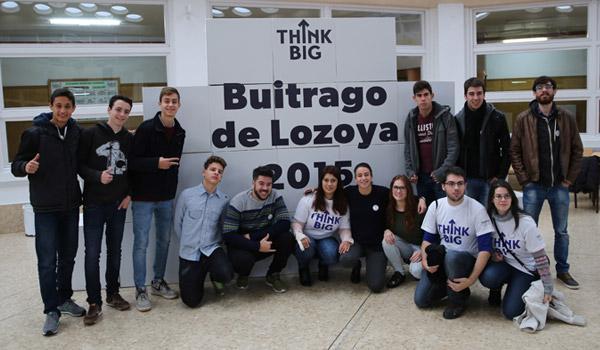 Fundación Telefónica escoge a 330 jóvenes para su programa 'Think Big'