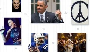 Los temas sociales protagonizan Twitter durante este 2015