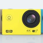 Elephone lanza su nueva cámara de acción