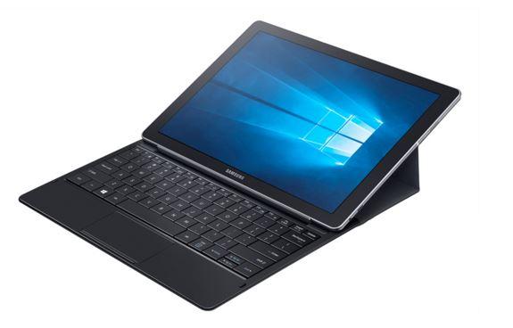 Galaxy TabPro S, la tablet con teclado de Samsung
