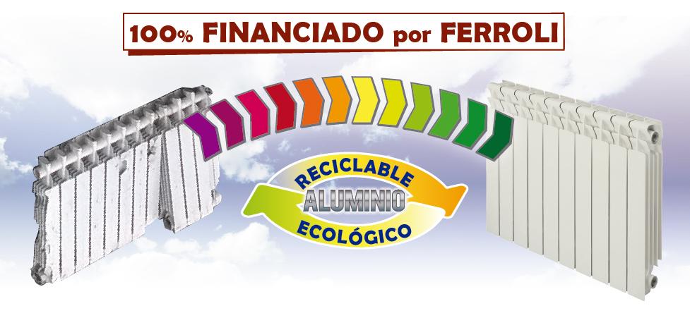 Plan renove radiadores Ferroli