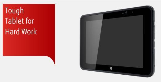 Fujitsu presenta una Tablet para condiciones extremas