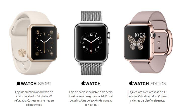 Apple Watch, el más vendido de 2015 a nivel mundial