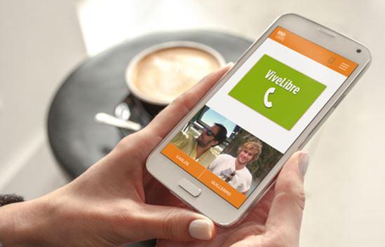 Telefónica participa en ViveLibre, app de ayuda a personas dependientes