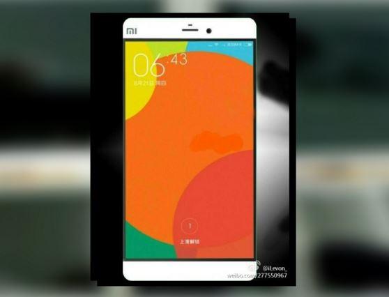 Filtrados los primeros detalles del nuevo Mi 5 de Xiaomi
