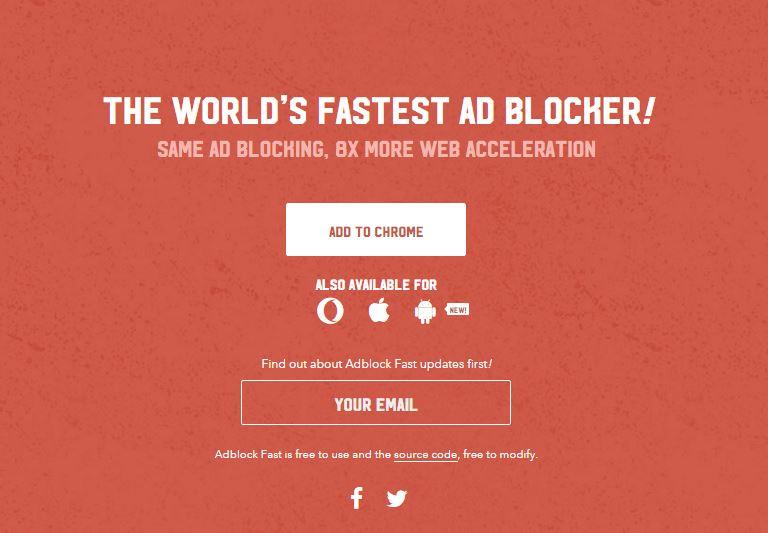 Google vuelve a incluir la app Adblock Fast en Google Play