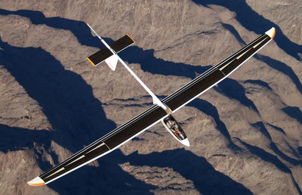 Google prueba con drones solares llevar el 5G a todo el mundo