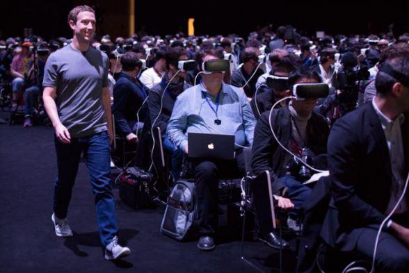Zuckerberg reclama Internet para todo el mundo antesque el 5G