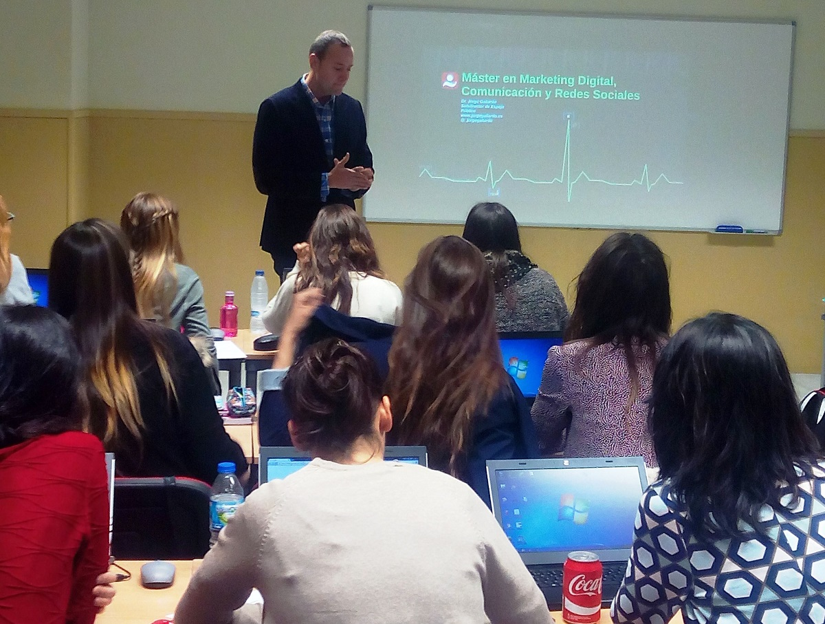 master semipresencial en marketing digital