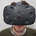 HTC presenta sus gafas de realidad virtual