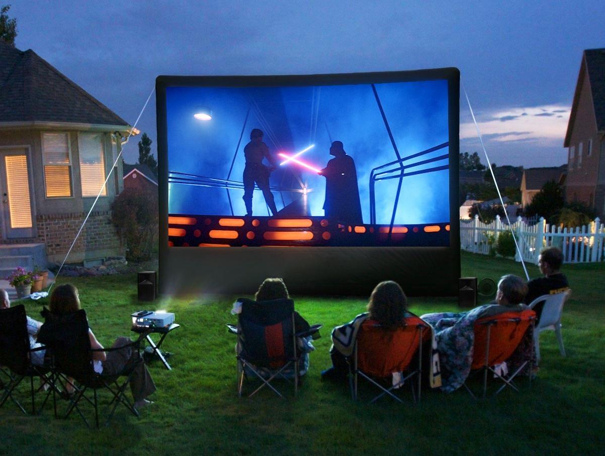 proyector barato para cine en casa