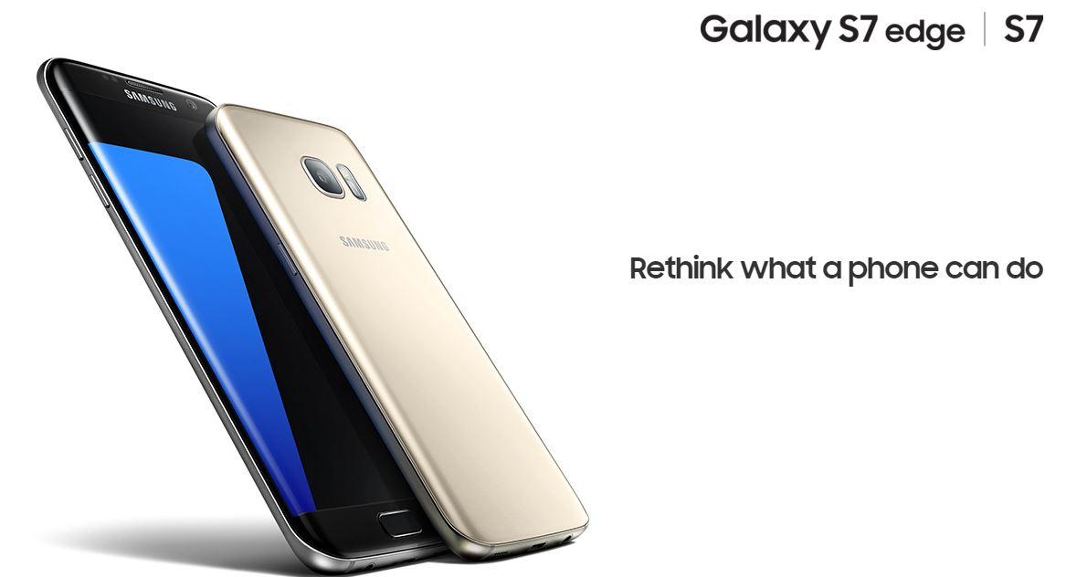 Análisis del Samsung Galaxy S7 y S7 edge