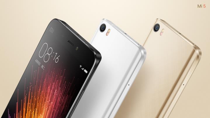 Xiaomi presenta su Mi5, Smartphone de gama alta por menos de 300 euros
