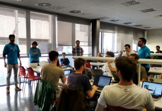 Telefónica colabora con 'HackForGood' encuentro de hackers sociales