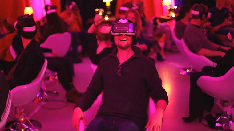 Cine de realidad virtual abre en Amsterdam