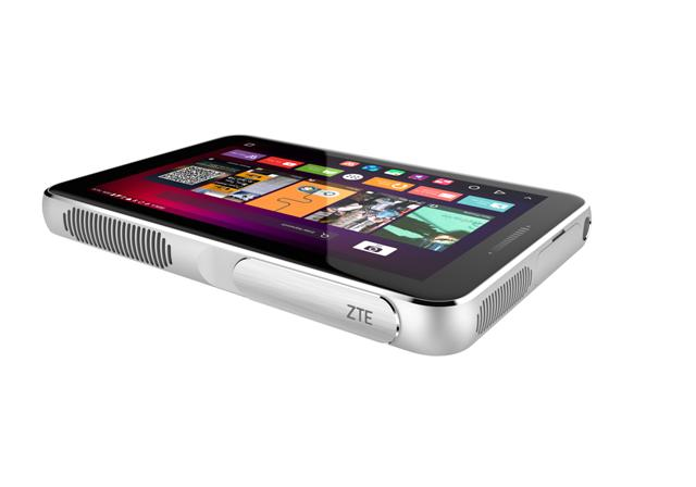 ZTE SPro Plus, dispositivo híbrido entre tablet y proyector