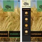 A pie de campo, una app para trabajos agrícolas
